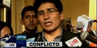 Gobernación de Potosí anuncia militarización de los límites con Oruro