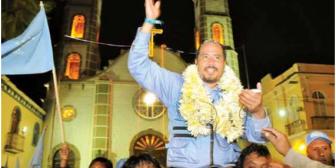 Maniobra del MAS impide posesión de alcalde opositor electo en Quillacollo
