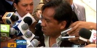 El MAS culpa a los medios y ONGs por aprobación de la Ley corta