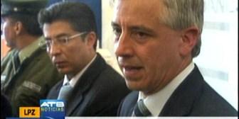 """García: """"Antes pedíamos ayuda, ahora incluso podemos cooperar a otro país"""""""
