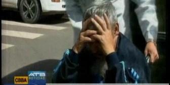 """Internaron de emergencia a """"El Viejo"""" en un centro médico de Cochabamba"""