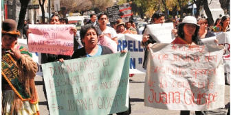 Preocupa la práctica de linchamientos en Bolivia