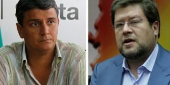 Doria Medina y Suárez Sattori hablan de generar una alianza política