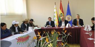 """Crónica: La """"marcha diplomática"""" de los indígenas del Tipnis"""