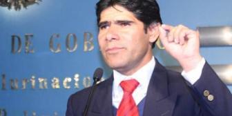 El viceministro canica