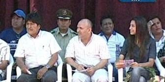 Gobernación del Beni anuncia procesos contra Haisen Ribera