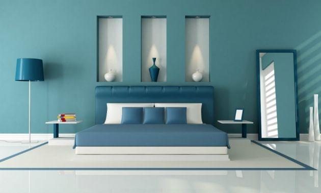 el azul es un color que se suele asociar con la calma la serenidad y la relajacin dependiendo de su tonalidad puede ser ms calmo y tranquilo para un