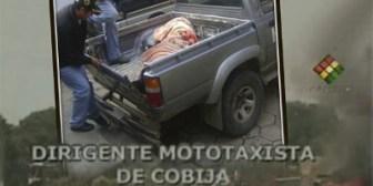 Sol de Pando: Sicarios que dispararon contra campesinos del MAS en Porvenir trabajan para Quintana