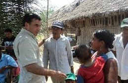 Quintana: Hasta el 2014 el 100% de las comunidades del Tipnis tendrán acceso a energía eléctrica