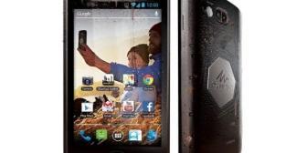 Quechua Phone 5, móvil Android resistente al agua y suciedad