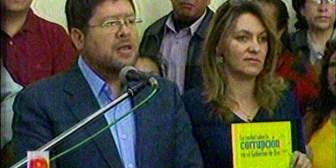 Sobreprecio en el Teleférico. Doria Medina señala que el Gobierno miente, insulta y no explica