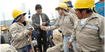 El Presidente de Bolivia reivindicará la coca en el G77+China
