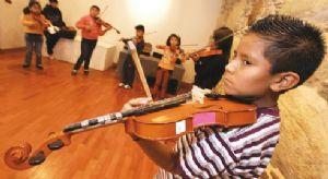 El Museo San Francisco abre  su  Escuela de Música Clásica