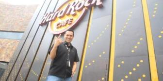 Omar García, el hombre fuerte de Hard Rock Cafe en Bolivia