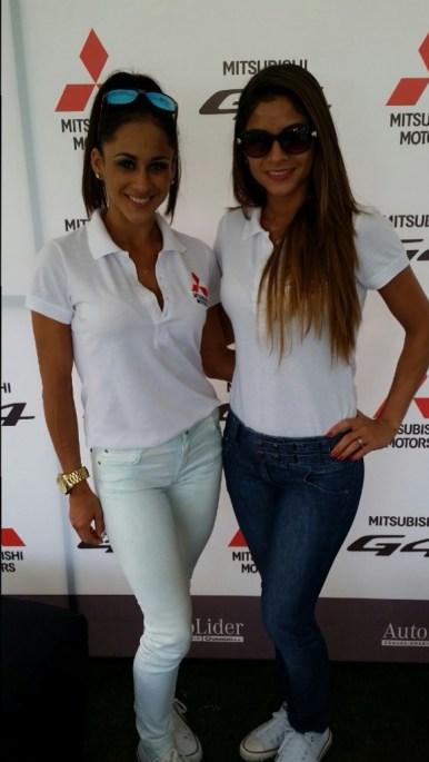 Fernanda Suarez, Nicole Parada