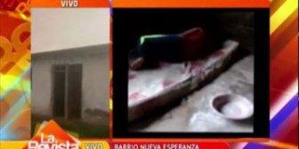 Santa Cruz: Aulas donde se encontró a joven supuestamente dopada serán demolidas