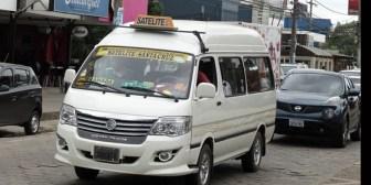 Harán cumplir la norma: Desde el lunes, minibuses no ingresarán a La Ramada