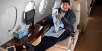 Los nuevos ricos del MAS