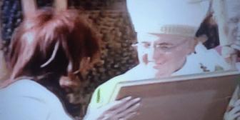 Cristina estuvo en la multitudinaria misa del Papa en Paraguay