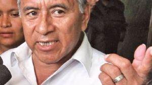 Dirigente del Tipnis: Denunciaré mi detención a la CIDH para sentar precedente