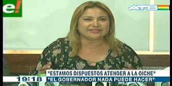"""Kathia Quiroga: """"Estamos dispuestos a atender a la OICHE"""""""