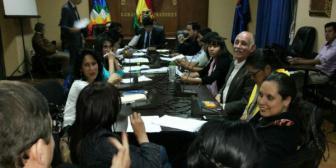Asamblea inicia el debate sobre la pregunta del referendo constitucional