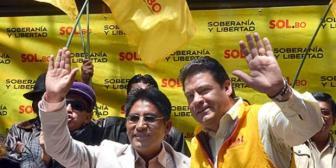 Referendo: Alcalde Revilla y gobernador Patzi harán campaña por el No a Evo y García