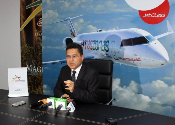 Eddy Luis Franco, vicepresidente de relaciones institucionales