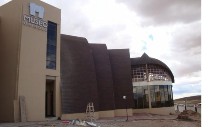 Reportaje ANF// Museo de Orinoca: ¿impulsor del turismo o elefante blanco?