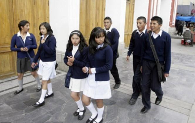 2,8 millones de estudiantes se preparan para el inicio de clases