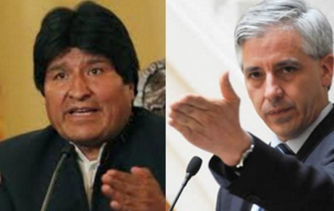 Vicepresidente autoriza jugar con agua en Santa Cruz pero Evo lo defiende como derecho humano