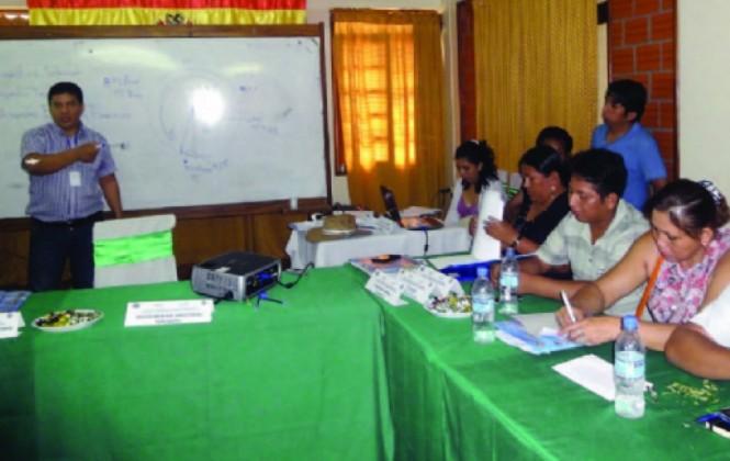 Acta revela que Achacollo reconoció competencias en control de proyectos del Fondioc que ahora niega