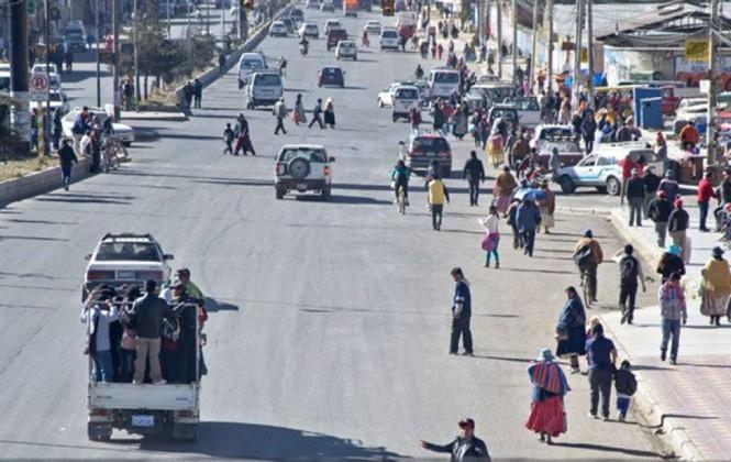 Alcaldía de El Alto no aceptará de momento un incremento en el precio del transporte