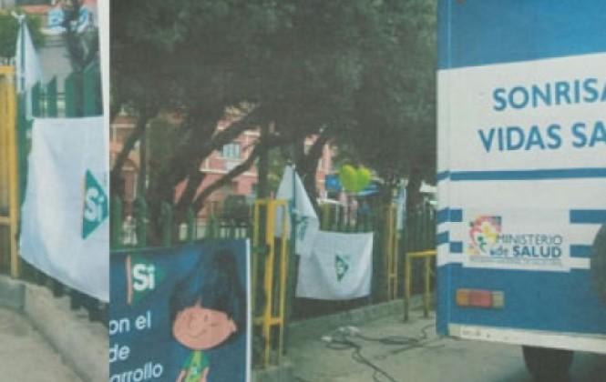 Unidad Demócrata denuncia ante TSE y representante de OEA que no dejaron pasar a delegados a reunión con Nación Charcas