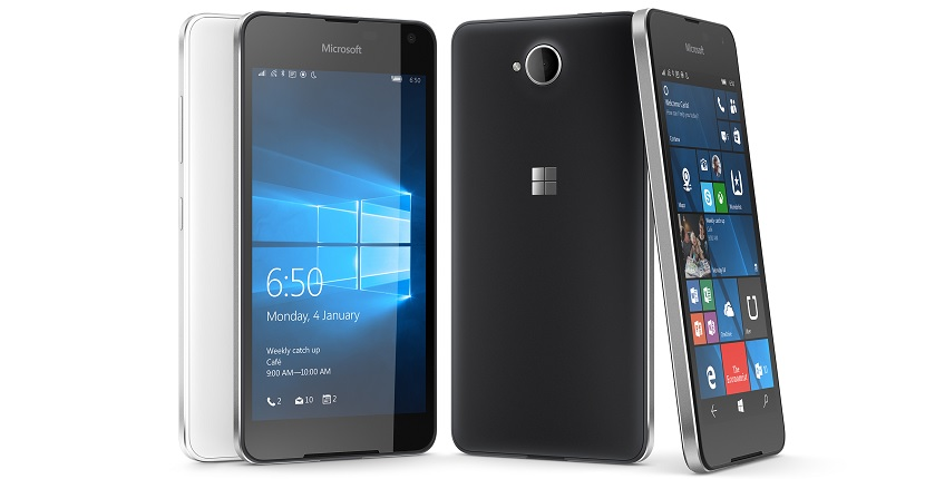 Lumia 650 Microsoft presenta de forma oficial el Lumia 650