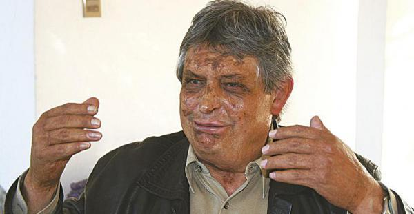 Paz Zamora fue presidente de Bolivia y candidato a la gobernación de Tarija en 2010