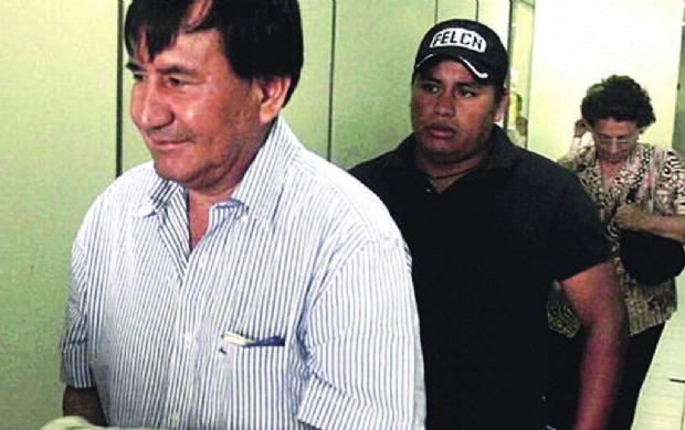 Argentina pide extraditar a Sejas por contrabando y narcotráfico