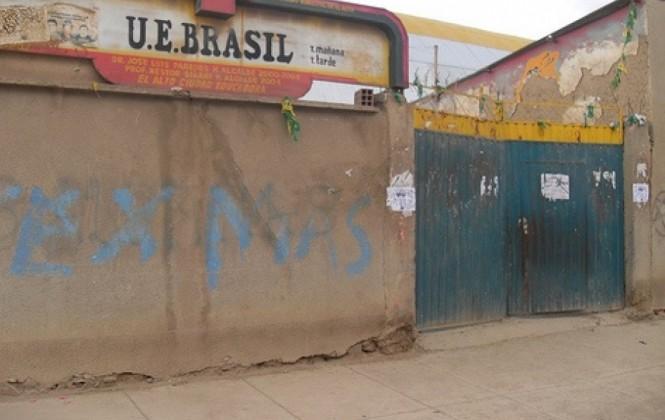 Tras los hechos violentos, Alcaldía y padres de familia discrepan sobre inversión en educación