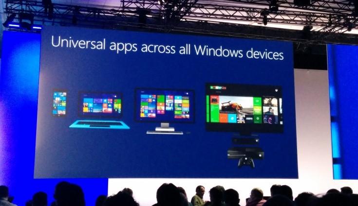 universal xbox apps 0 Las aplicaciones universales llegarán pronto a la Xbox One