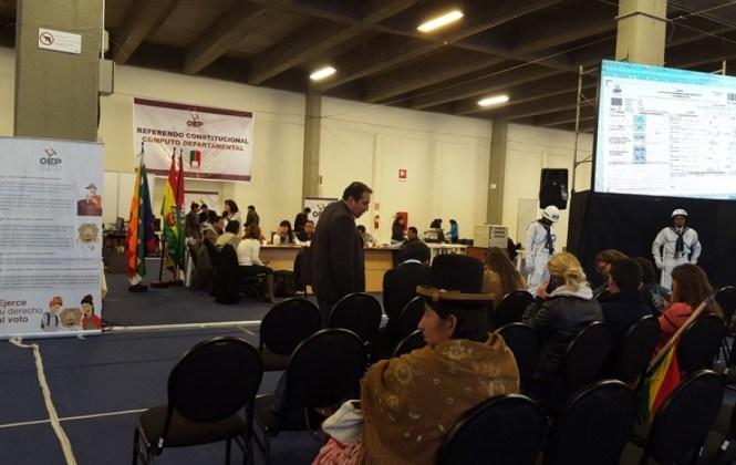 Vocal Costas anuncia reformas a la ley electoral para incluir la transmisión rápida de actas y el voto híbrido