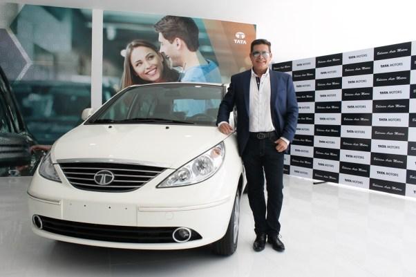 Johnny Salvatierra, presidente del grupo Bolivian Auto Motors (1)