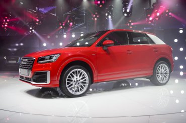 Audi Q2: el nuevo SUV compacto de Audi es más pequeño que un A3 Sportback