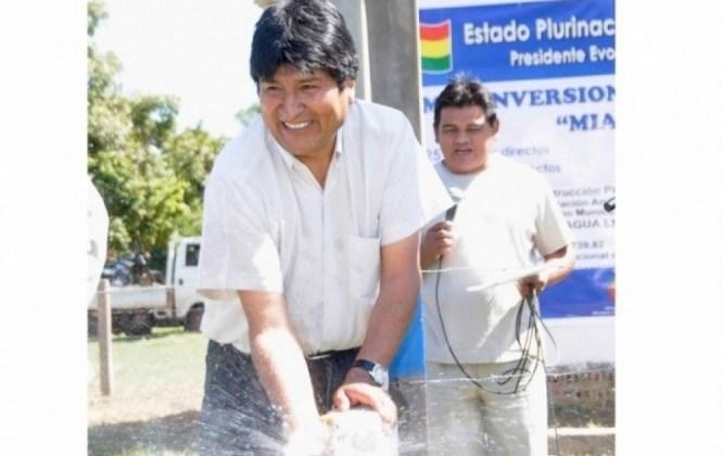 Gobierno impulsa megaproyecto para garantizar agua potable por más de 30 años a la ciudad de El Alto