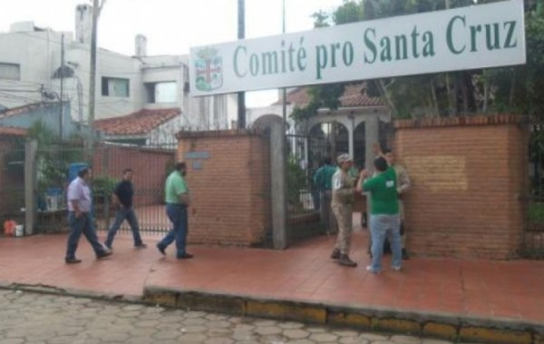 Cívicos cruceños proponen que una comisión internacional investigue el caso CAMC