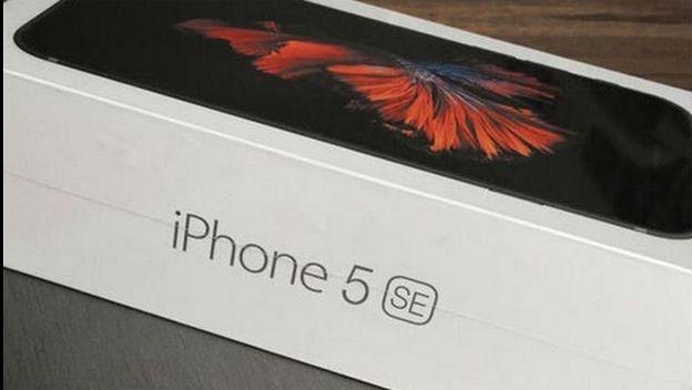 iPhone 5 SE Esta podría ser la primera imagen real del iPhone 5 SE