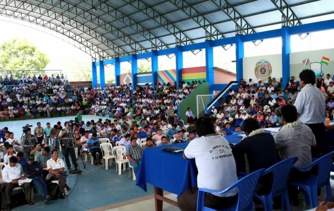 Evo observa ausentismo de 16% en el Chapare, su principal bastión político