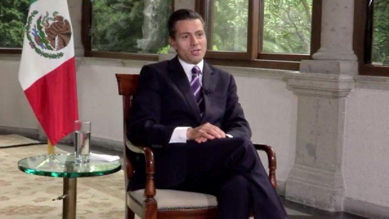 La entrevista a Enrique Peña Nieto que publicó el diario mexicano El Universal