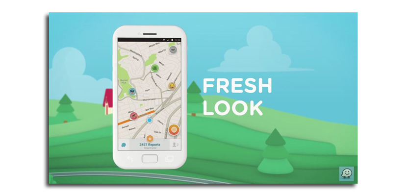 waze 4 0 Waze se renueva completamente en Android en la versión 4.0