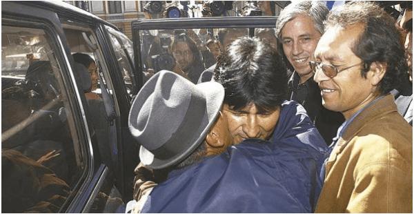 El ciudadano extranjero que trabajó de cerca con Evo Morales fuer detenido en las últimas horas en Salta, Argentina.
