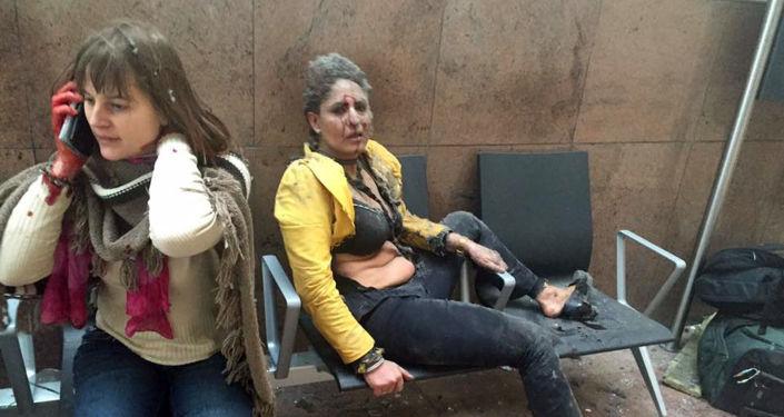 Ataques terroristas en Bruselas
